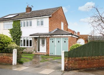 Thumbnail 3 bed semi-detached house for sale in Shaftesbury Road, Birkdale, Southport