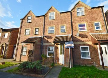 Thumbnail 3 bed town house to rent in Old Foundry Place, Leiston