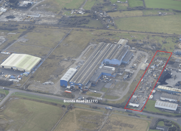 Thumbnail Industrial for sale in Brenda Road, Hartlepool