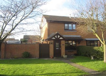 Thumbnail 1 bed semi-detached house for sale in Kestrel Drive, Coppenhall, Crewe