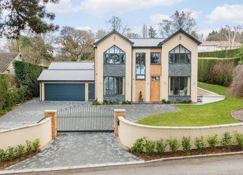 Thumbnail 6 bed detached house for sale in Battledown, Cheltenham