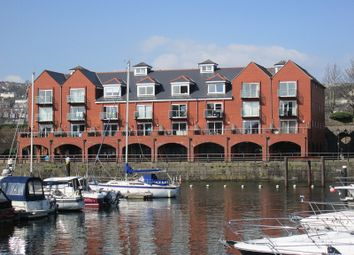 Thumbnail 2 bed flat to rent in Squire Court, Victoria Quay, Maritime Quarter, Swansea, City & County Of Swansea.