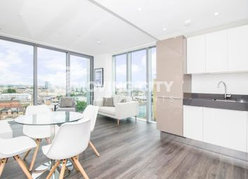 Thumbnail 1 bed flat to rent in Meranti House, Aldgate