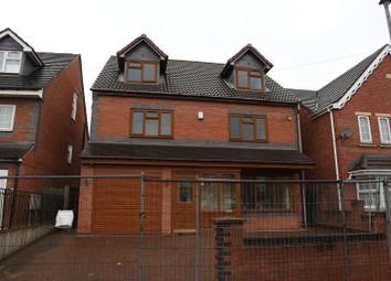 Thumbnail 7 bed shared accommodation to rent in Montague Road, Smethwick