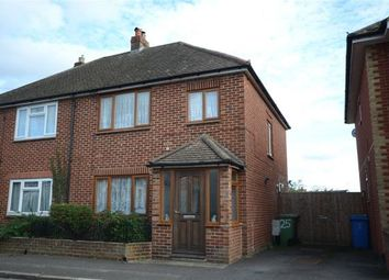 Thumbnail 3 bed semi-detached house for sale in Herrett Street, Aldershot, Hampshire
