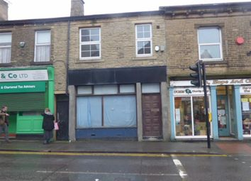 Thumbnail Retail premises to let in Market Street, Milnsbridge, Huddersfield