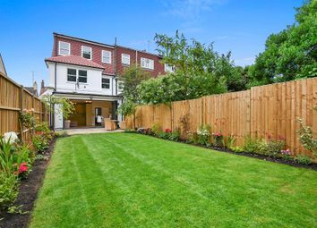 Thumbnail 4 bed property for sale in Crewys Road, Childs Hill, London