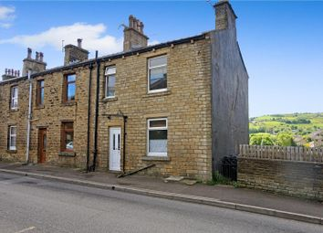 Thumbnail 3 bed end terrace house for sale in Royd Street, Slaithwaite