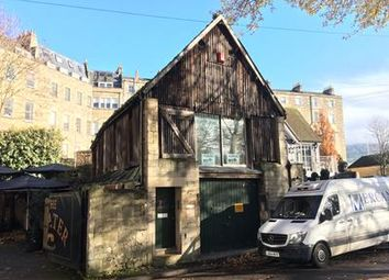 Thumbnail Commercial property for sale in The Timber Drying Shed, Spring Gardens Road, Bath, Somerset