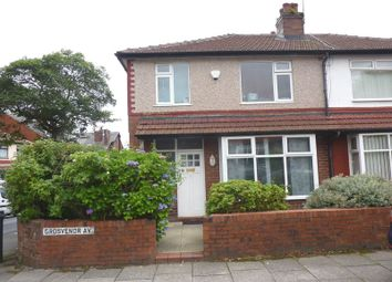3 bed semi-detached house to rent in Grosvenor Avenue, Whitefield, Manchester M45
