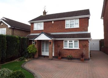 Thumbnail 4 bed detached house for sale in Pentwood Avenue, Redhill, Nottingham