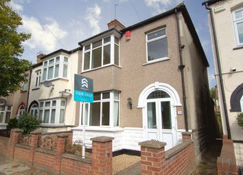 Thumbnail 3 bed end terrace house for sale in Montague Road, Hanwell