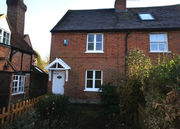 Thumbnail 2 bed semi-detached house to rent in Chequers Lane, Fingest