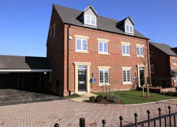 3 bed town house for sale in The Melford, Houlton, Rugby, Warwickshire CV23