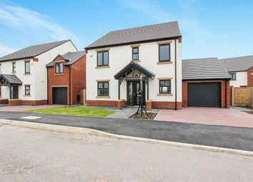 Thumbnail 4 bed detached house for sale in Foundry Court, Treales Village, Preston