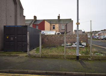 Land for sale in Stanley Road, Barrow-In-Furness LA14