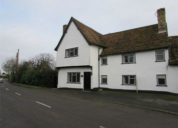 Thumbnail 4 bed detached house to rent in High Street, Southoe, St. Neots