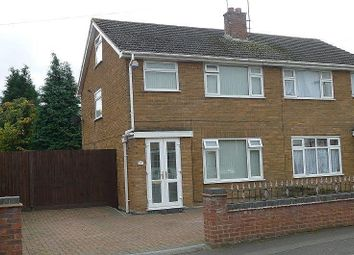 Thumbnail 3 bed property to rent in Taylor Street, Wednesfield, Wolverhampton