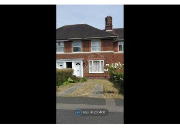 Thumbnail 3 bed terraced house to rent in Ilmington Road, Weoley Castle