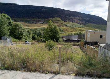 Land for sale in Building Plot Institute Street, Ceridwen Street, Ferndale, Maerdy CF43