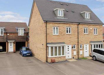 Thumbnail 4 bed semi-detached house for sale in Dunnock Drive, Leighton Buzzard