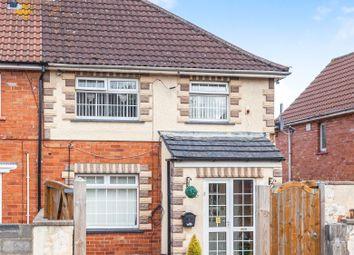 Thumbnail 3 bedroom semi-detached house for sale in Torrington Avenue, Knowle, Bristol