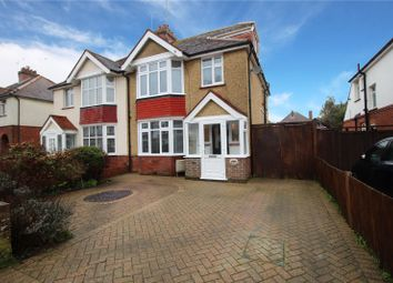 4 bed semi-detached house for sale in Broomfield Avenue, Worthing, West Sussex BN14