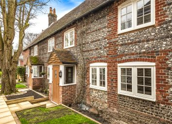 Thumbnail 2 bed terraced house for sale in Station Approach, Alresford, Hampshire