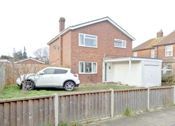 Thumbnail 3 bedroom detached house for sale in Falcon Street, Felixstowe