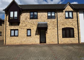 Thumbnail 2 bedroom flat to rent in St Anns Lane, Godmanchester, Cambridgeshire
