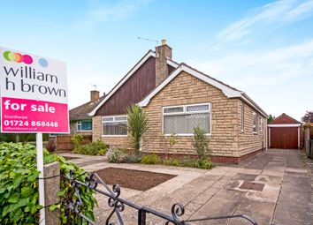 Thumbnail 2 bed detached bungalow for sale in High Leys Road, Bottesford, Scunthorpe