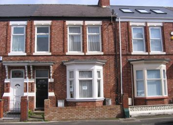 Thumbnail 3 bed flat for sale in Otto Terrace, Sunderland