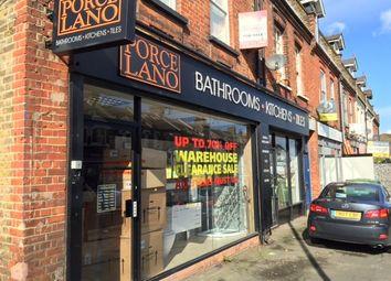 Thumbnail Retail premises to let in Haydons Road, London