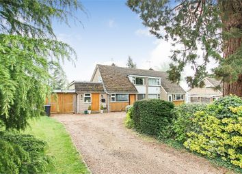 Thumbnail 3 bed semi-detached house for sale in Langsmead, Blindley Heath, Surrey