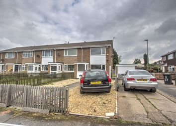 Thumbnail 2 bed terraced house to rent in Shire Close, Western Park, Leicester