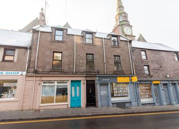 Thumbnail 3 bed flat to rent in East High Street, Forfar