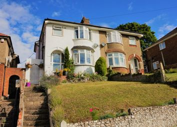 Thumbnail 3 bed semi-detached house for sale in Hillview Road, High Wycombe