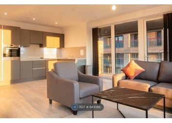 Thumbnail 3 bedroom flat to rent in Shipbuilding Way, London
