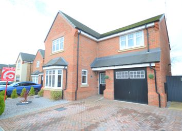 4 bed detached house for sale in Heatherfields Crescent, New Rossington, Doncaster DN11