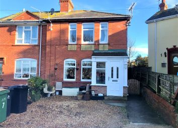 Thumbnail 2 bed semi-detached house for sale in Tennyson Road, Weymouth