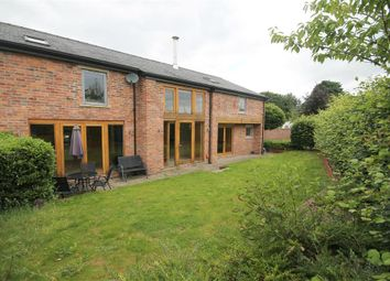 Thumbnail 4 bed barn conversion for sale in Harefield Drive, Wilmslow