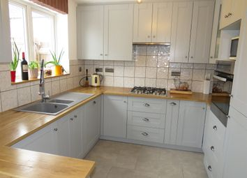 Thumbnail 3 bedroom semi-detached house for sale in Sharnbrook Avenue, Hampton Vale, Peterborough