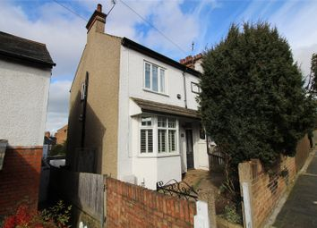 Thumbnail 4 bed semi-detached house for sale in Cornwall Road, St. Albans, Hertfordshire