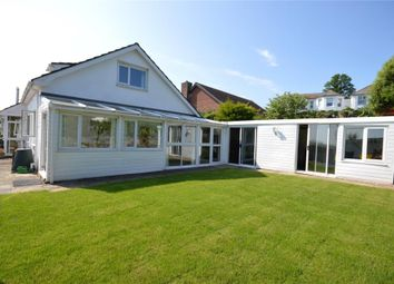 Thumbnail 4 bed detached bungalow for sale in Ferndale Road, Teignmouth, Devon