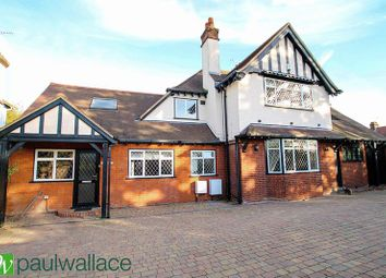 Thumbnail 4 bed detached house for sale in Albury Ride, Cheshunt, Waltham Cross