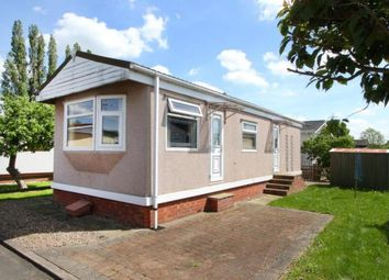Thumbnail 2 bed mobile/park home for sale in Bent Lane, Staveley, Chesterfield, Derbyshire