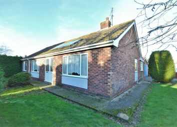 Thumbnail 2 bed detached bungalow for sale in Frederick Close, North Wootton, King's Lynn