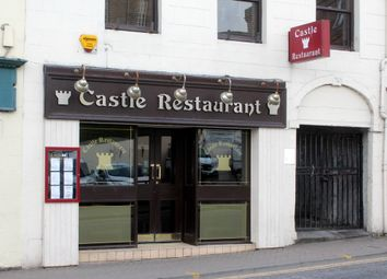 Thumbnail Restaurant/cafe for sale in Castle Restaurant, Castle Street, Inverness