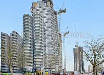Thumbnail 1 bed flat for sale in The Corniche, Albert Embankment