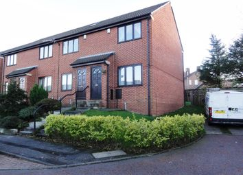 Thumbnail 2 bed end terrace house for sale in Kipling Court, Swalwell